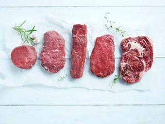 Valg av magert kjøtt