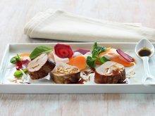 Soyamarinert svinefilet med syltede rotgrønnsaker.jpg