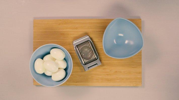 Rask eggedeling