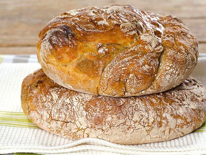 Fru Timians eltefrie brød