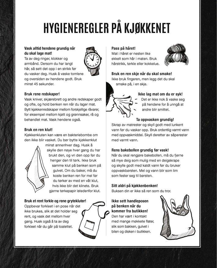 Hygieneregler