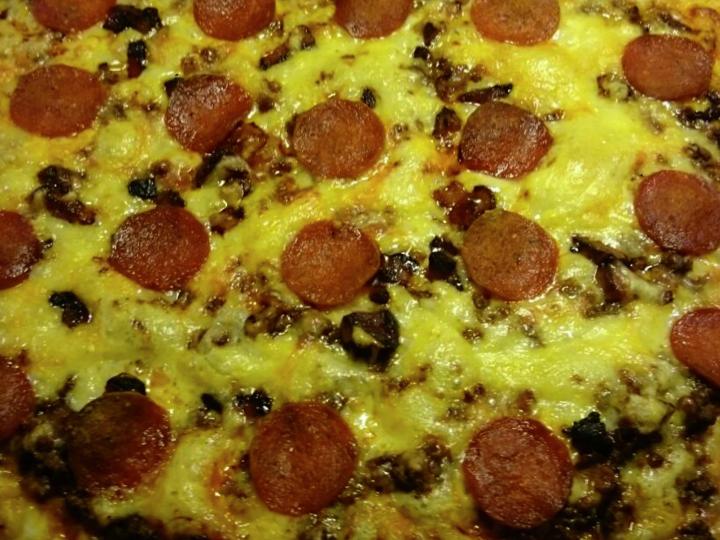 Pizzafyll (Gaute spesial)