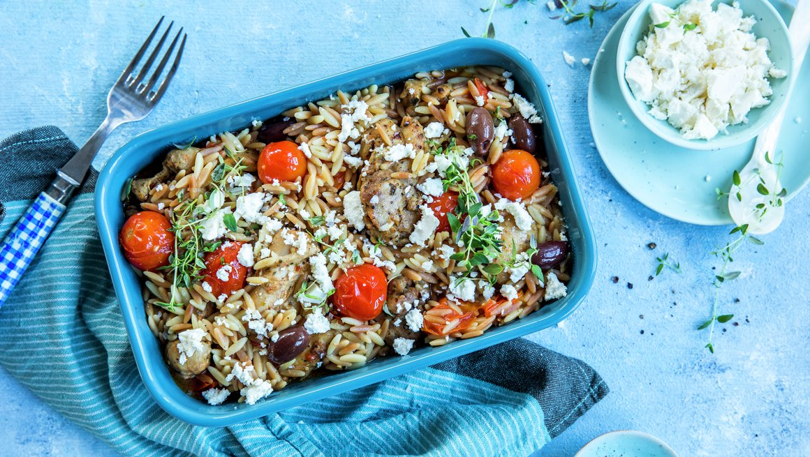 KYLLINGFORM MED ORZO