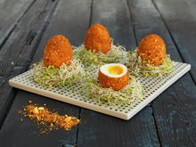 Dukkah-egg