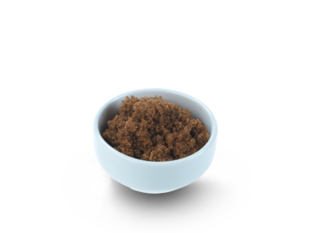 brunt sukker