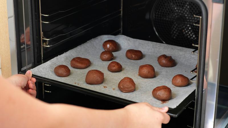 Brownie-cookies