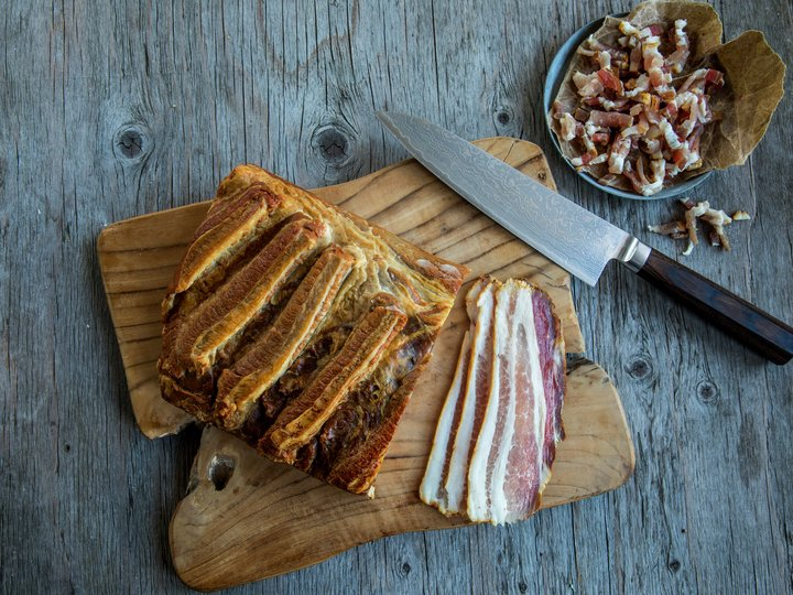 Hjemmelaget bacon