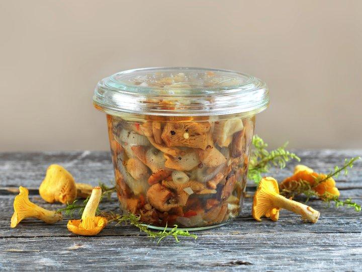 Sopp-pickles