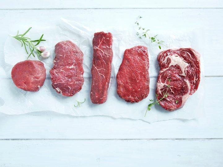 Biffkjøtt er det møreste kjøttet