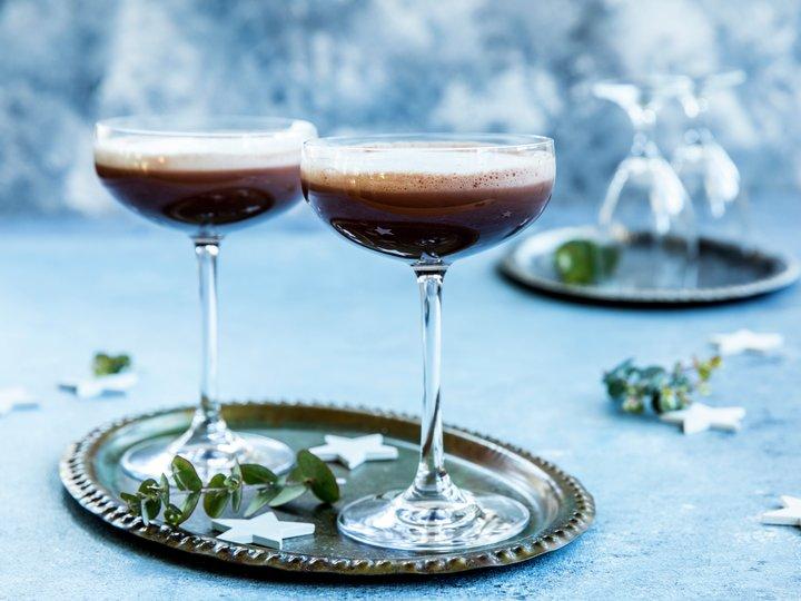 Lumumba - varm kakao med rom
