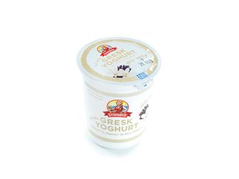 gresk yoghurt (vanilje)