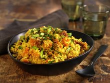 Marokkansk couscoussalat