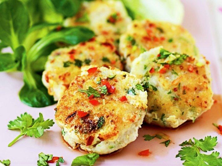 Janne's lunchkaker med hvit fisk (Thailand)