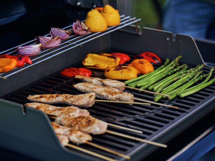 Tid for sunn grilling
