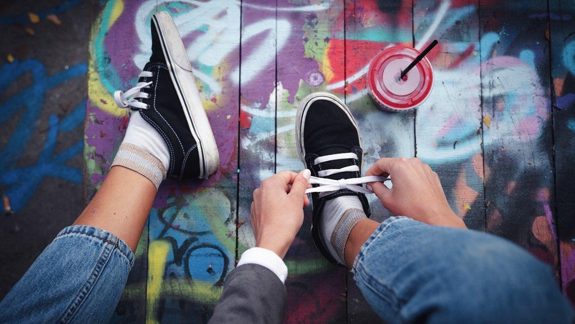 Bilde av ungdom