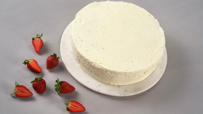 Hvordan fylle en kake med krem