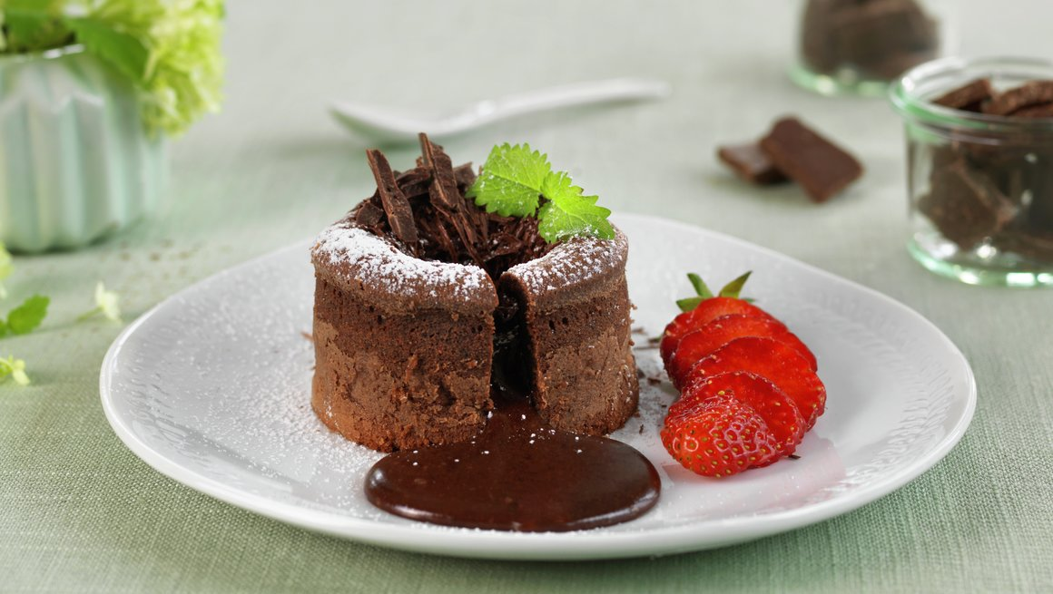 Sjokoladefondant