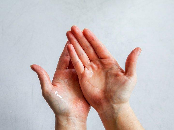 Håndvask trinn for trinn
