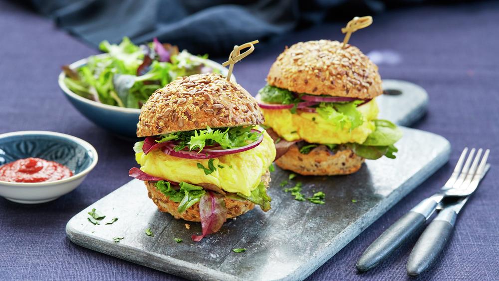 Omelettburger