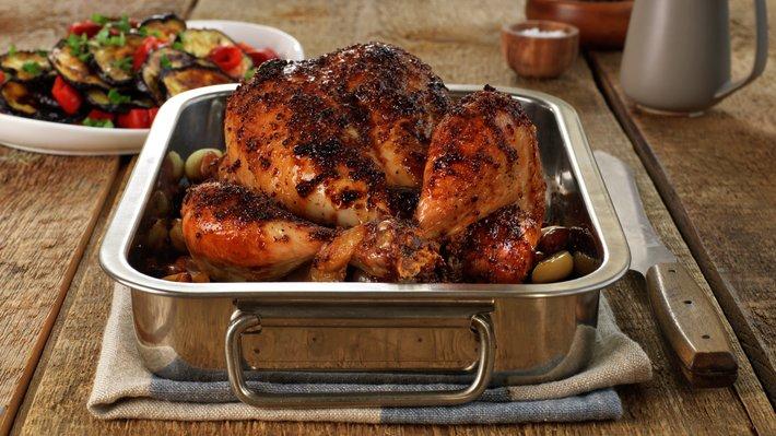 Slik steker du kyllingfilet
