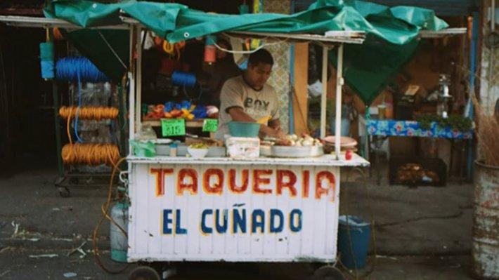 Serveringsvogn Mexico