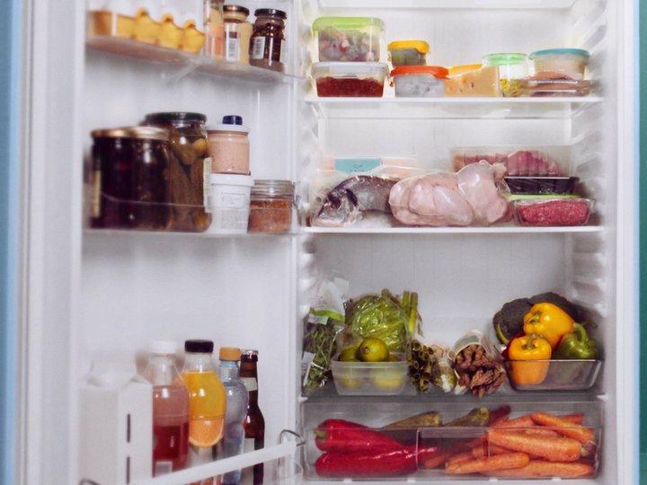 Oppbevaring i kjøleskap