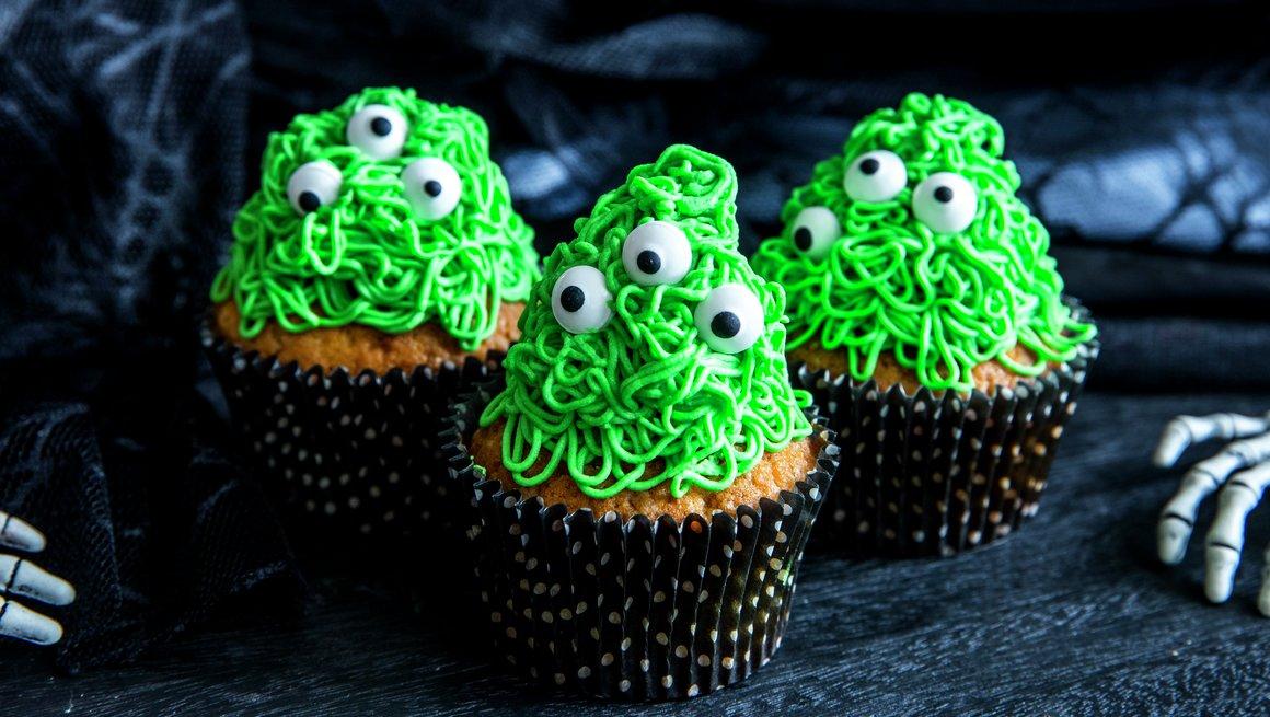 Monstercupcakes