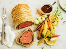 Oksefilet Wellington