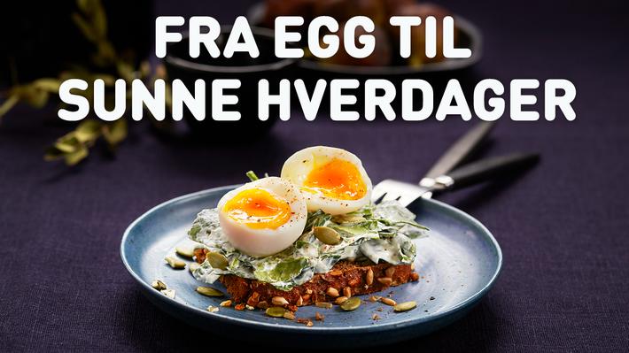 Søkeordsbilde Fra egg til sunne hverdager
