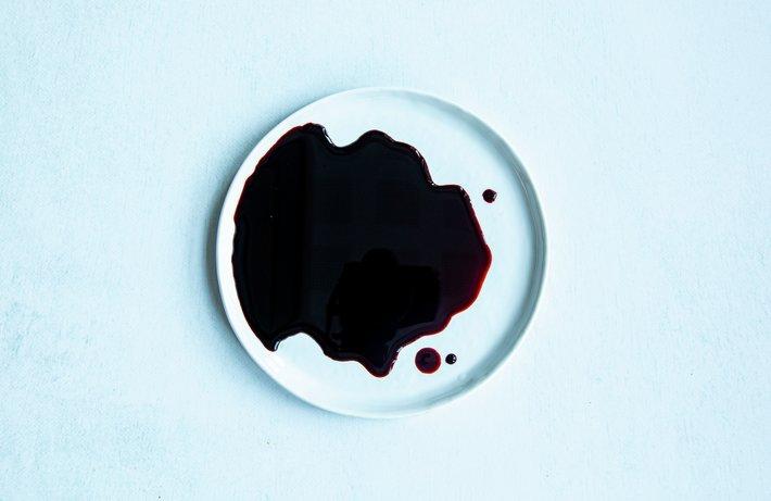 Blod- råvarebilde