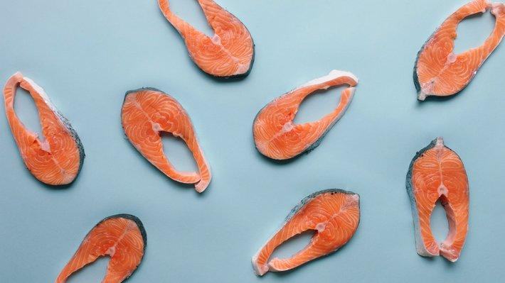 Ørret - fet fisk